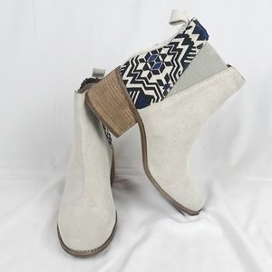 NWT Tom's Esme Pull On Boots